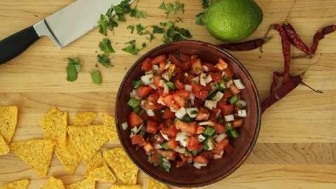 Fresh tomato salsa wenke greenhouses forumfinder Choice Image