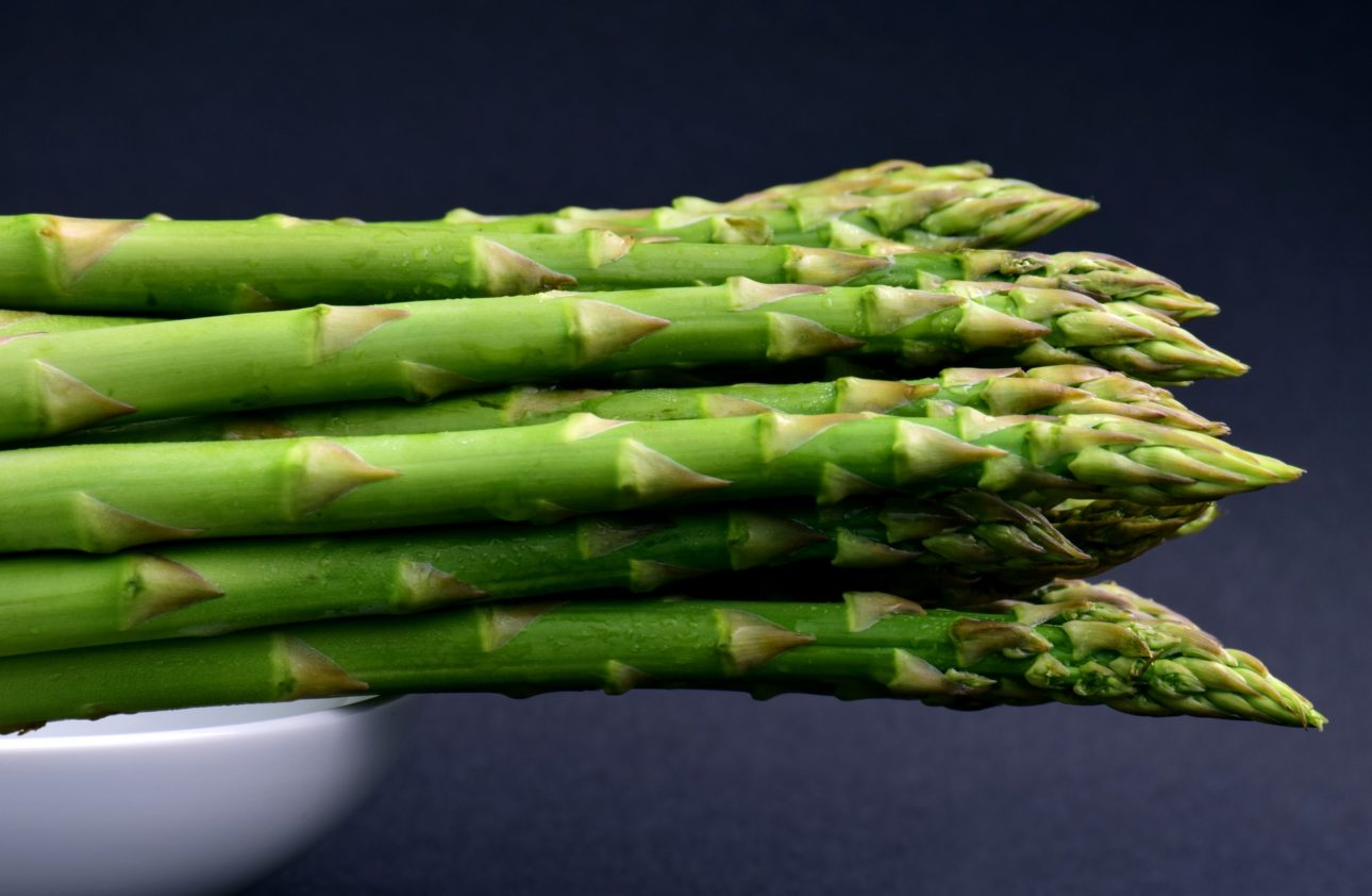 How to make the best workshop collection steamed asparagus